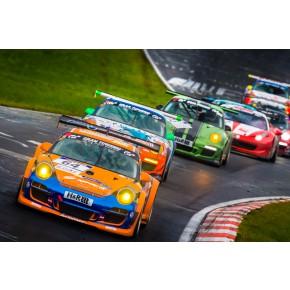 Kremer Porsche Motiv 4 - AluDibond Wandbild