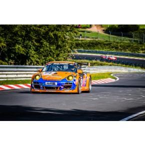 Kremer Porsche Motiv 6 - AluDibond Wandbild