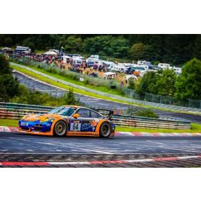 Kremer Porsche Motiv 7 - AluDibond Wandbild