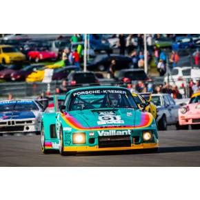 Kremer Porsche Motiv 9 - AluDibond Wandbild