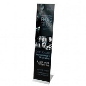 Presstissimo - Plattenhalter für individuell bedruckte Werbeplatten