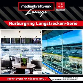VIP Ticket zur Nürburgring Langstrecken-Serie