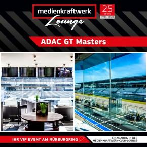 VIP Ticket zum ADAC GT Masters am Nürburgring