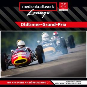 VIP Ticket zum AvD Oldtimer-Grand-Prix am Nürburgring