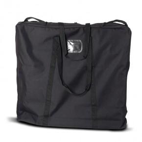 Transporttasche Halbrundtheke medium