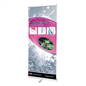 QuickDisplay 85/200 - Roll Up Display