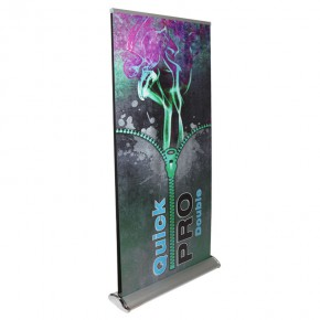 QuickPro 85/200 RollUp Display Double