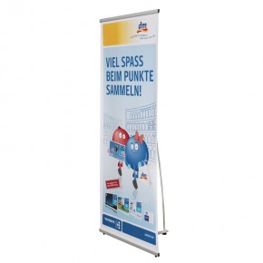 QuickSnap 80/200 Bannerdisplay Budgetline Set