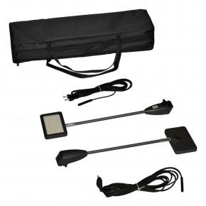 LED-Strahler für Faltdisplay SuperTex 2.0 schwarz