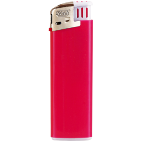 TOM EB-18 NC Feuerzeug Rot