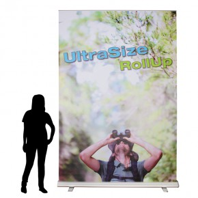 UltraSize RollUp Display 200x300cm