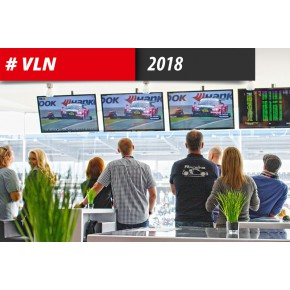 VIP Ticket zur VLN Langstreckenmeisterschaft am Nürburgring