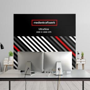 UltraSize RollUp Display 200x200cm