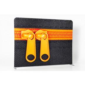 Textilrückwand ZipperWall - gerade