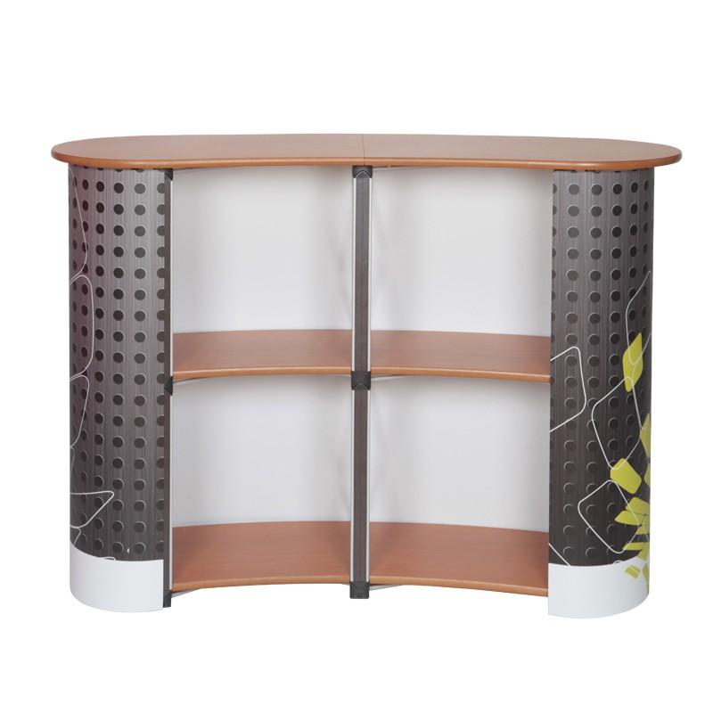 messetheke snapup counter midi g nstig im online shop bestellen medienkraftwerk. Black Bedroom Furniture Sets. Home Design Ideas