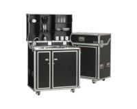 Mobile Küche KitCase mit Herdplatten
