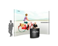 Werbedisplay Expand MediaWall XL 4x3 Exclusive Set