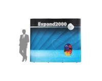 Expand 2000 3x3 gerade Faltdisplay