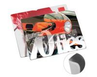 Mouse-Pad randverschweißt  als Werbeartikel bedruckt