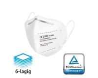 Atemschutzmaske FFP2 (CE 2163)