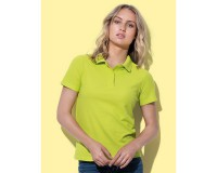 Budget Polo-Shirt Women - Stedman Short Sleeve Polo