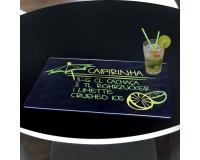 Tischset 4er Kunststoff bedruckt