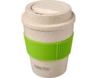 Coffee To Go Becher aus Weizenstrohfaser - inkl. Werbeanbringung