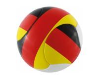 Deutschland Leder-Fußball 6 tlg.