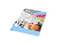 DIN A5 Notizbuch und Stift bedruckt