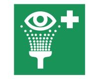 Rettungsschild Augenspüleinrichtung - E011