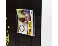 Prospektbox Acryl für DIN A5 Prospekte