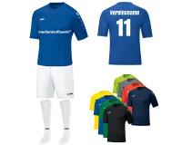 JAKO 15er Trikotsatz Team Kinder mit Sponsoring inkl. Teamname und Rückennummer