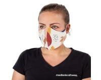 Sommer Mund-Nasen-Maske individuell bedruckt
