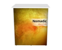 Nomadic evolve Einzelmodul gerade - Werbetheke