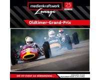 VIP Ticket zum AvD Oldtimer-Grand-Prix am Nürburgring