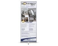 QuickPro 85/220 das flexible RollUp-Display