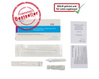 COVID-19 Watmind Antigen-Speichel Lolli-Test Laientest (Selbsttest) (5 Stück)
