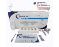 COVID-19 CLUNGENE Antigen-Speichel-Schnelltest / Selbstest (20 Stück)