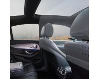 Spuckschutz Hustenschutz Niesschutz Auto-Trennwand - Universal