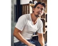 Standard T-Shirt Men - promodoro Slim Fit V-Neck