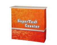 SuperTex Counter 2.0 Set Textil Werbetheke
