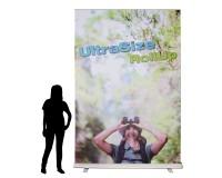 UltraSize RollUp Display 200x300cm