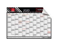 Jahreskalender / Wandkalender DIN A1
