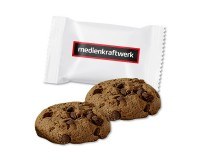 Werbe-Cookie mit individuellem Druck