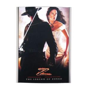 Werbedisplay Z wie Zorro mit Hintergrundbeleuchtung