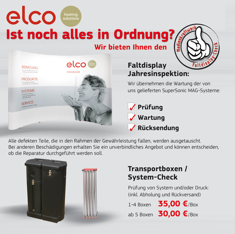 Systemchek - elco - SuperSonic MAG